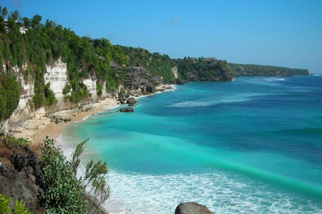 Пляж Дримлэнд остров Бали