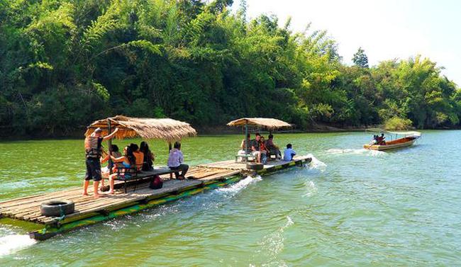 река Чаупхрая